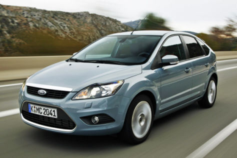 Ford Focus im Test