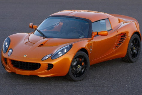 Lotus Elise S 40th Limited Edition