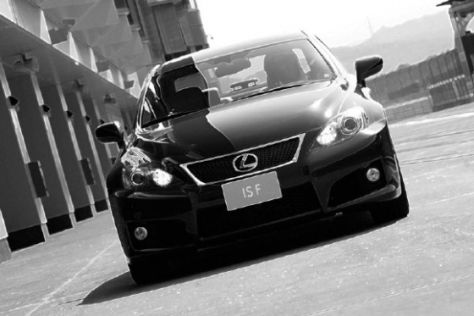 Test Lexus IS-F