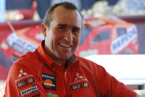 Rallye Dakar 2008 Stéphane Peterhansel
