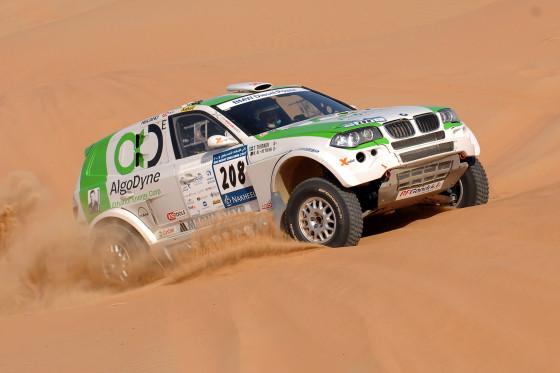 BMW-X3 Rallye Dakar