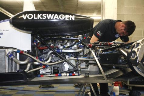Tracktest VW Dallara F 306
