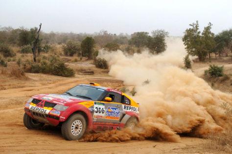 Mitsubishi Pajero Rallye Dakar