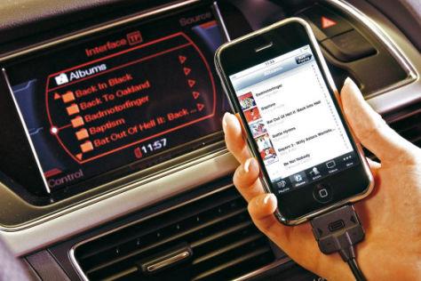 Ratgeber Neues iphone im Auto