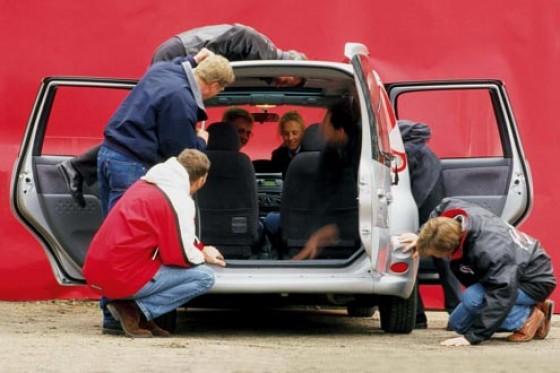 Toyota Yaris Verso Linea Sol Hier Macht Der Sitz Platz