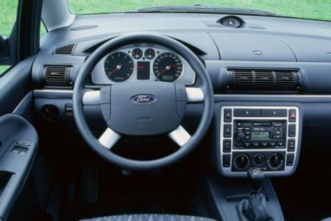 Ford Galaxy 2 3 Trend Innere Werte Autobild De