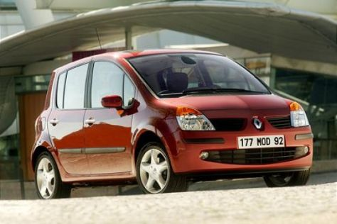 Rückruf Renault Modus