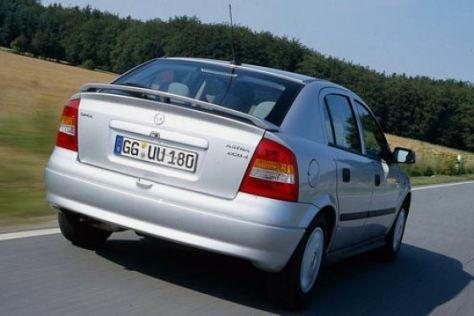 Opel Astra Eco 4