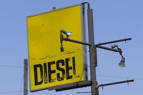 Diesel wird noch teurer