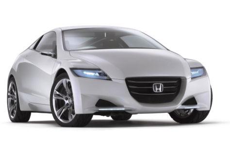 Honda setzt auf Hybrid