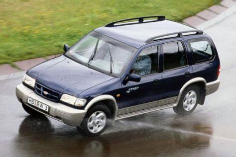 Kia Sportage Wagon 2.0 16V