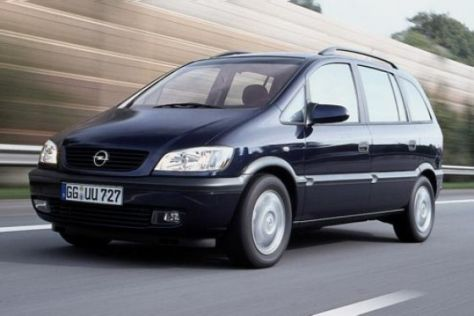 Opel Zafira 2.2 16V Comfort