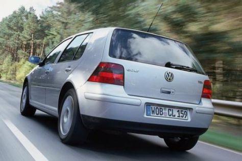 VW Golf TDI Highline