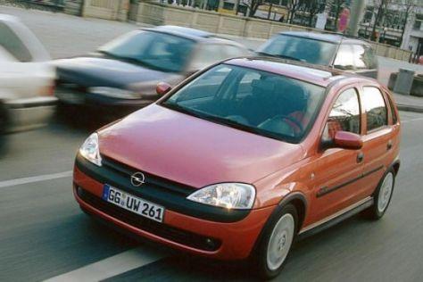Opel Corsa 1.7 DTI 16V Comfort