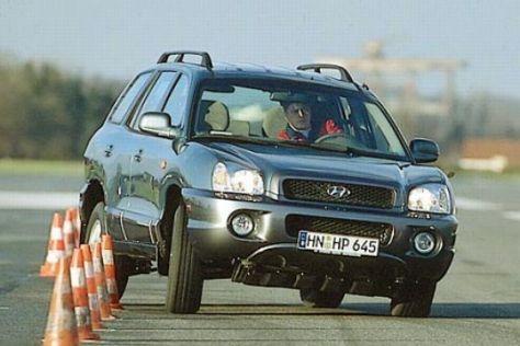Hyundai Santa Fe 2.4 GLS 4WD