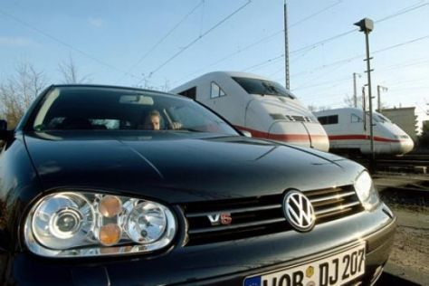 VW Golf V5 Highline