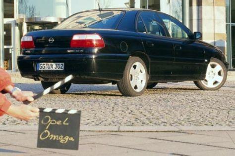 Opel Omega 3.2 V6