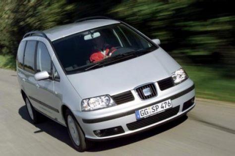 Seat Alhambra 1.8 20V T Sport