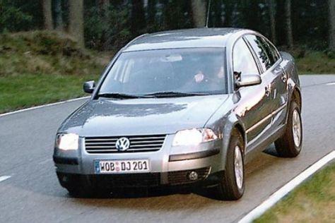 VW Passat 1.6 Comfortline