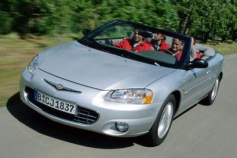 Chrysler Sebring Cabrio LX 2.7