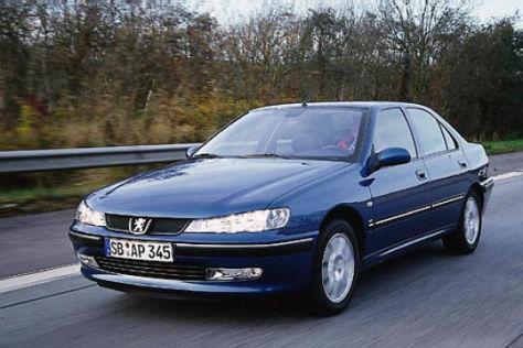 Peugeot 406 Sport HPi