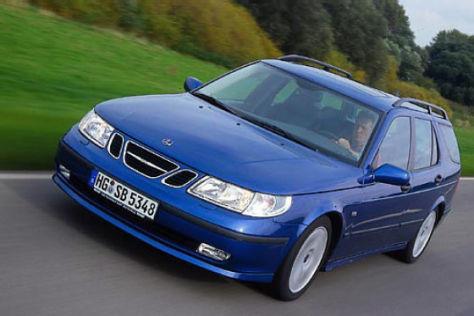 Saab 9-5 3.0 TiD Sport-Kombi Vector