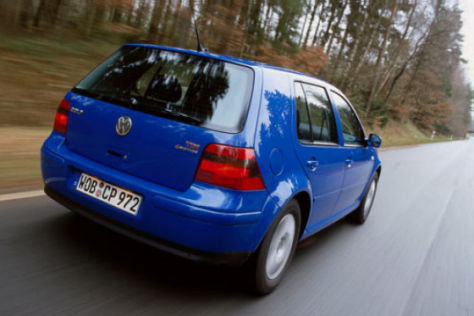 VW Golf TDI 4Motion Highline