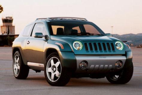Jeep Compass 3.7 V6