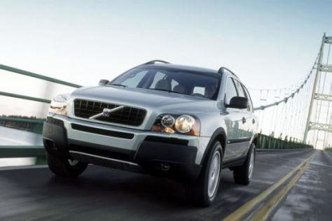 Volvos erster Geländewagen