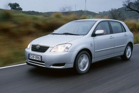 Neuvorstellung Toyota Corolla