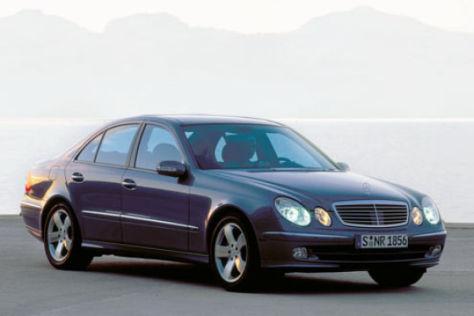 Die neue Mercedes-Benz E-Klasse