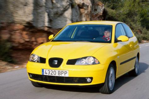 Seat Ibiza TDI (130 PS)