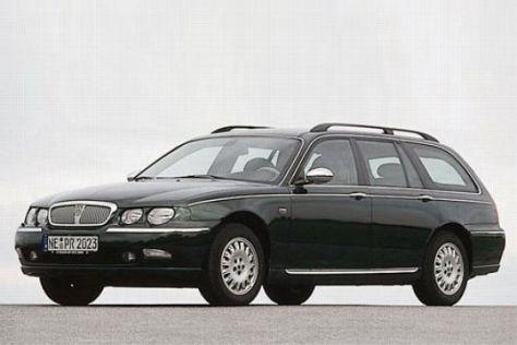 Rover 75 2.5 V6 Tourer Celeste