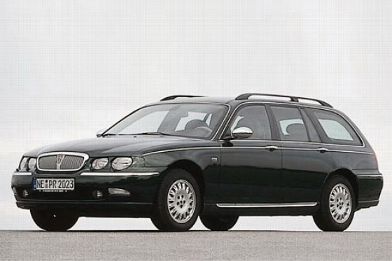 rover 75 2 5 v6 tourer celeste rovers tee modell. Black Bedroom Furniture Sets. Home Design Ideas