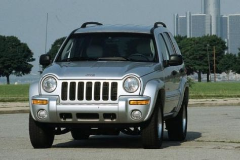 Chrysler Jeep Cherokee 2.4