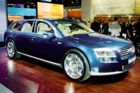 Studie Audi Avantissimo