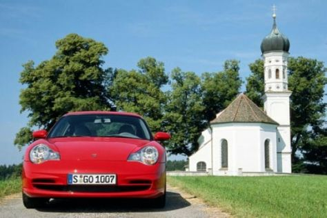 Porsche 911 Carrera 3.6