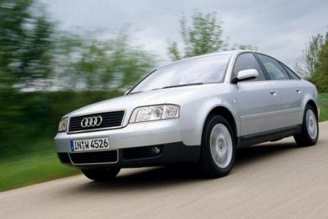 Facelift für Audis Oberklasse