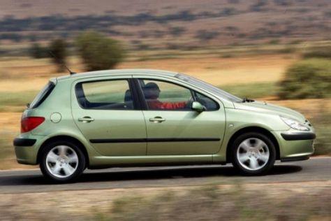 Peugeot 307 Présence 110