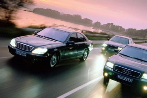 Vergleich der Luxus-Diesel