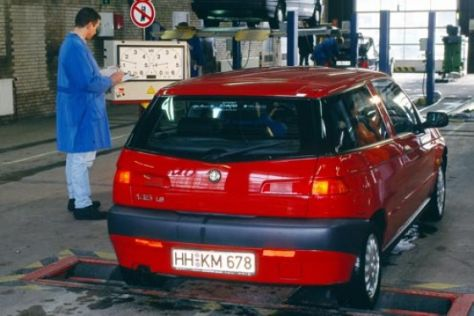 Alfa Romeo 145 (1994-2000)