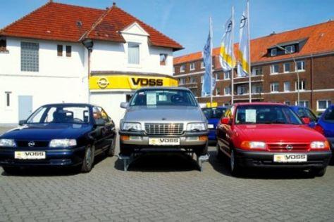 Opel Senator B (1987-1993)