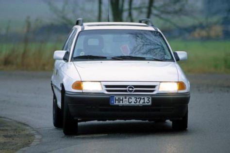 Opel Astra A Caravan (1991-1998)