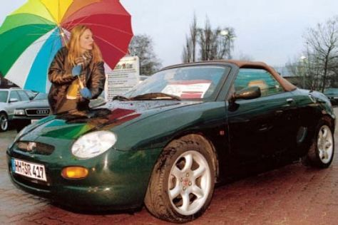 Rover MGF (1995-2002)
