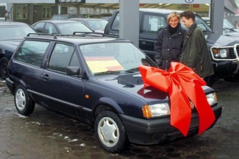 VW Polo II (1981-1994)