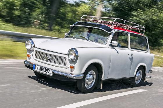 60 Jahre Trabant