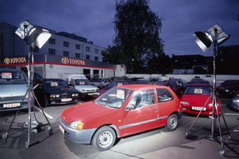 Toyota Starlet V (1996-1999)