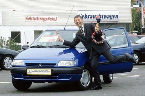 Citroën Saxo (ab 1996)