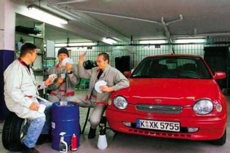 Toyota Corolla VIII (1997-2002)