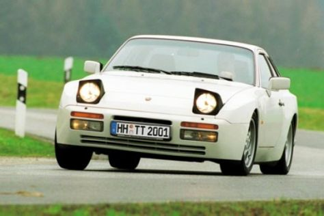 Gebrauchtwagen-Test: Porsche 944 - autobild.de